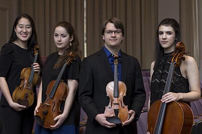 A Thousand Years Christina Perry Hudson String Quartet
