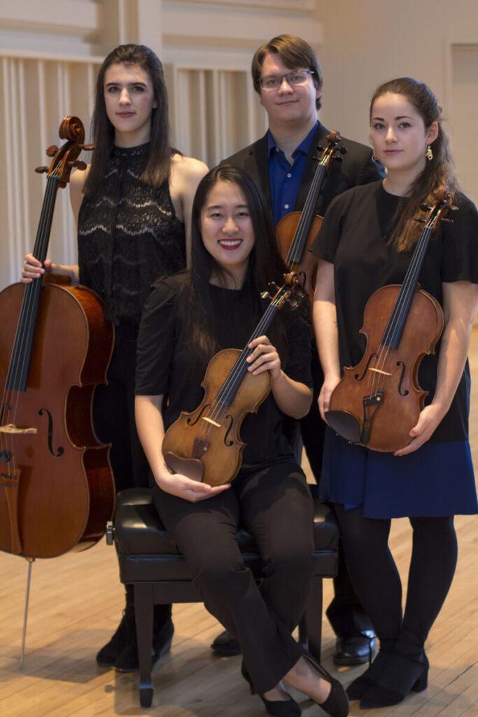About Hudson String Quartet