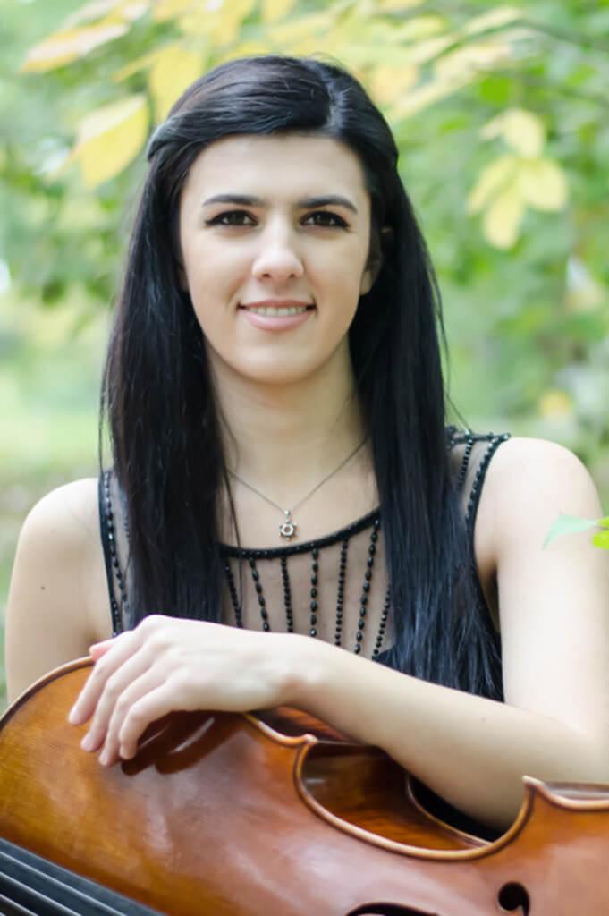 Charlotte Ullman Hudson String Quartet