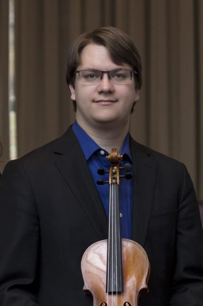 Eliot Roske Hudson String Quartet