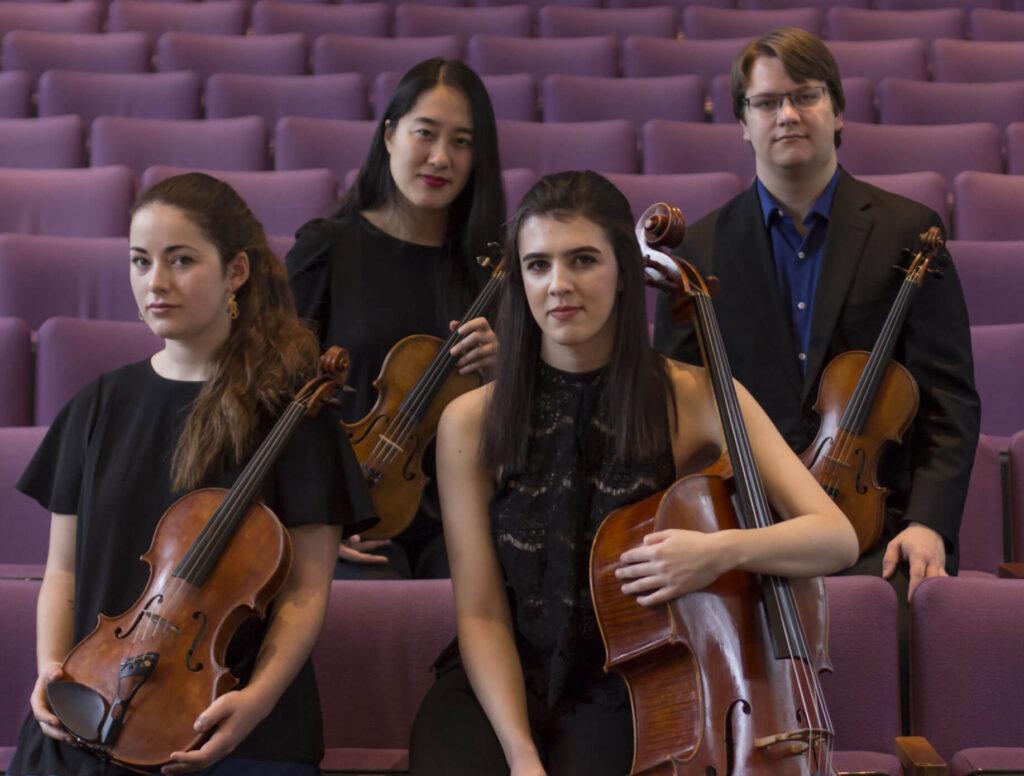 Hudson String Quartet weddings