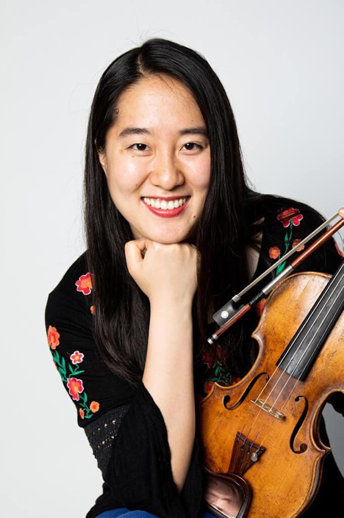 Linda Duan Hudson String Quartet