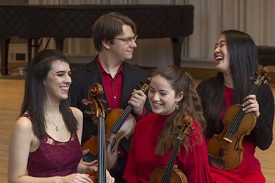 Pachelbel Canon Hudson String Quartet